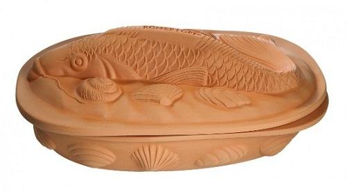 Посуда Roemortopf обладает хорошей теплопроводностью и простотой в эксплуатации