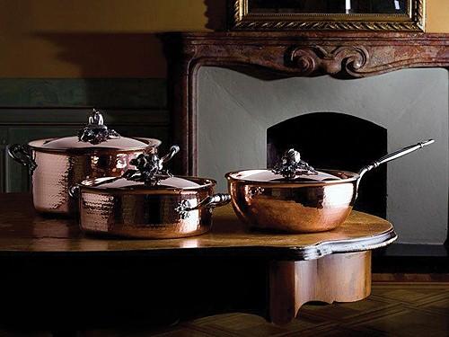 Итальянская посуда Ruffoni ценится во всем мире