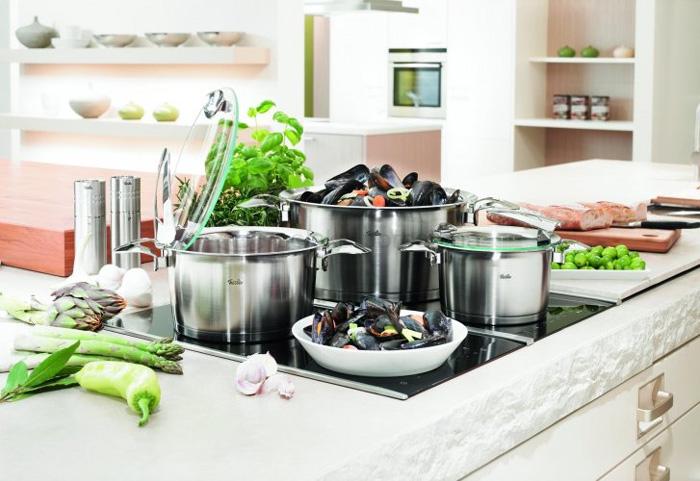 Как оборудовать кухню мечты