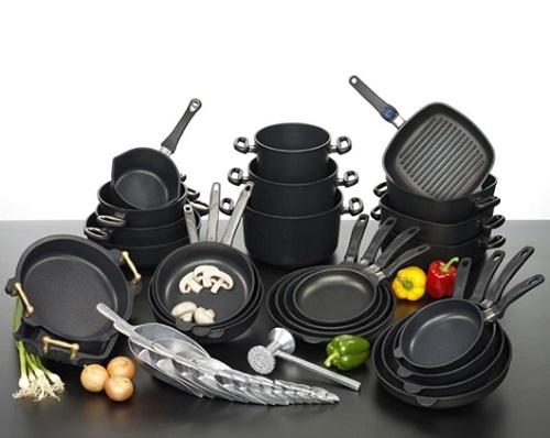 В хорошей сковороде любые блюда получатся идеальными