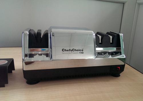 Точильный аппарат Chef's Choice CH/110H – образец лаконичного стиля