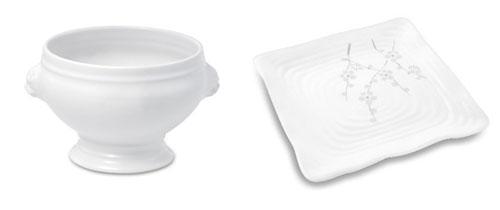 Чаще всего в ресторанах можно встретить белую посуду. Блюда в ней выглядят более привлекательными