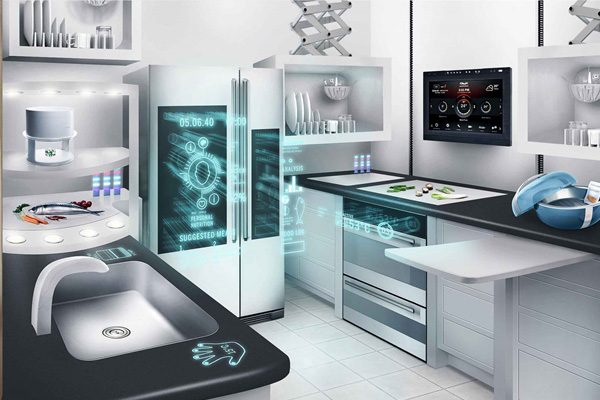 Кухня будущего-таков результат опроса клиентов компании IKEA