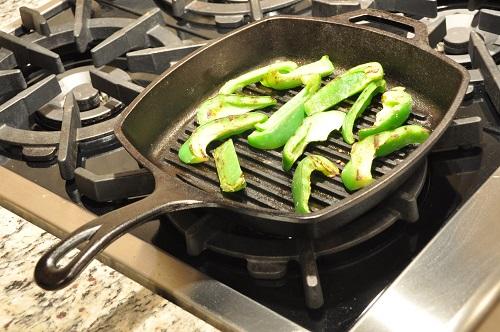 На гриле готовятся самые полезные блюда