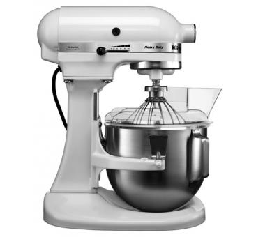 Планетарный миксер, серия Heavy Duty, объем 4.8 л., KitchenAid (США), 5KPM5EWH
