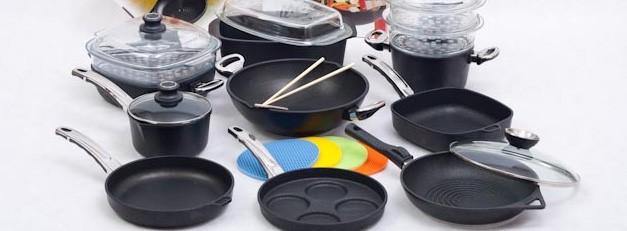 Разнообразие ассортимента посуды Baf