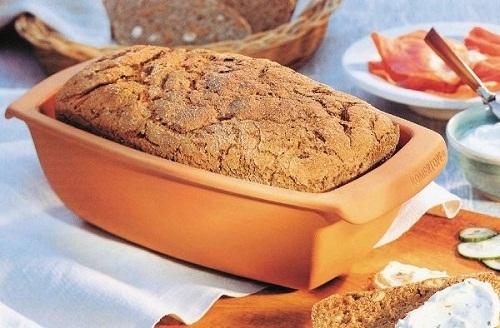 Форма для выпекания хлеба Roemertopf позволяет приготовить по-настоящему вкусное блюдо