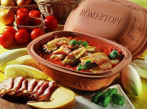 Посуда марки Roemertopf станет незаменимым помощником на кухне
