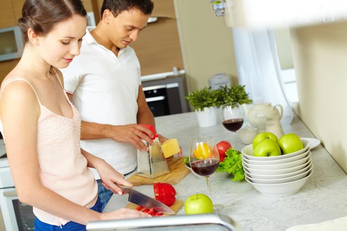 Кухня должна быть в первую очередь удобной