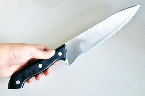 Сколько стали в Вашем ноже