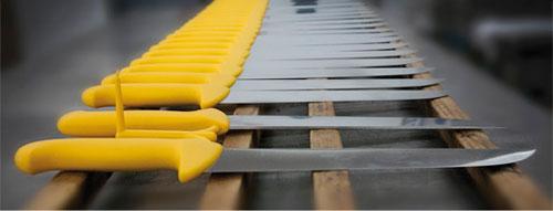 Компания Arcos выпускает до 70 000 ножей в сутки